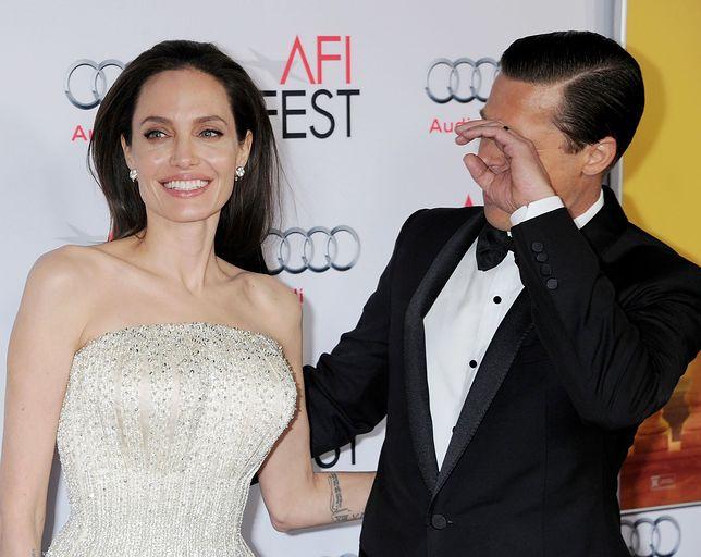 Angelina Jolie i Brad Pitt prawie rozwiedzeni. Są już singlami