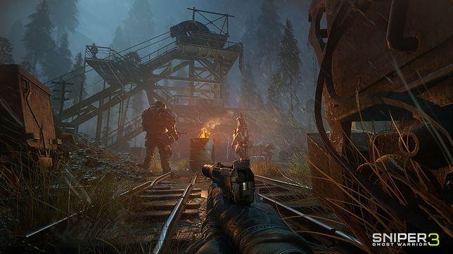 """""""Sniper: Ghost Warrior 3"""" pozwolił Polakom zarobić"""