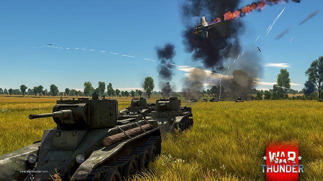 """""""War Thunder"""" - nowy tryb w grze"""