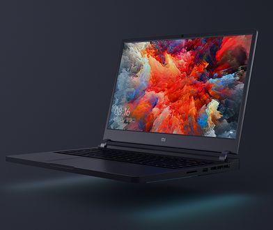 Laptop dla graczy od Xiaomi