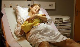 Krwotoki przyczyną jednej trzeciej zgonów przy porodzie