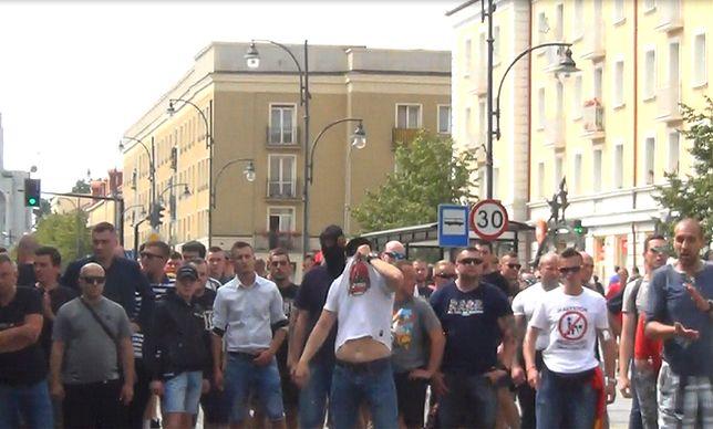 Białystok. Policja szuka kontrmanifestantów po Marszu Równości. Publikują zdjęcia