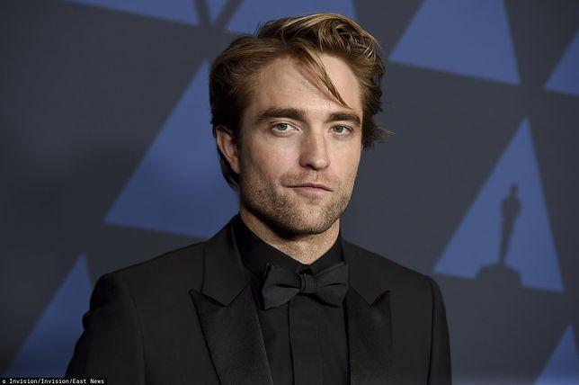 """Robert Pattinson zagra główną rolę w filmie """"The Batman"""""""