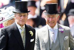 Książę Karol odwiedził Filipa w szpitalu. W jakim celu został wezwany?