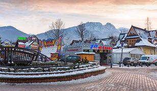 Najwyższe ceny noclegów w górach są w Zakopanem