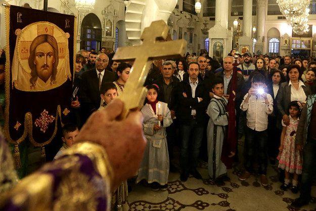 """Syryjscy chrześcijanie proszą Polskę o azyl. """"Bez pilnej reakcji zginą"""""""