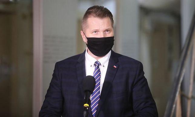 Przemysław Czarnek nie zostanie ukarany.