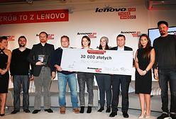 """Znamy zwycięzcę drugiej edycję konkursu """"Zrób to z Lenovo""""!"""