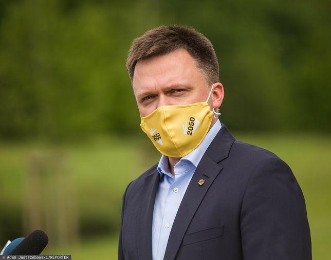 Szymon Hołownia o filmie o Jarosławie Kaczyńskim