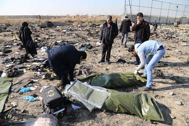 Iran przyznał się do zestrzelenia boeinga. Ukraina ostro reaguje