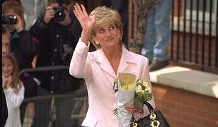 Księżna Diana trendsetterką wszech czasów