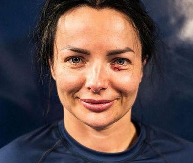 Kamila Wybrańczyk pochwaliła się formą przed walką. Pozuje w samej bieliźnie