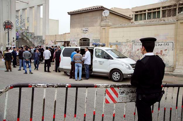 Eksplozja w Kairze: 8 osób rannych