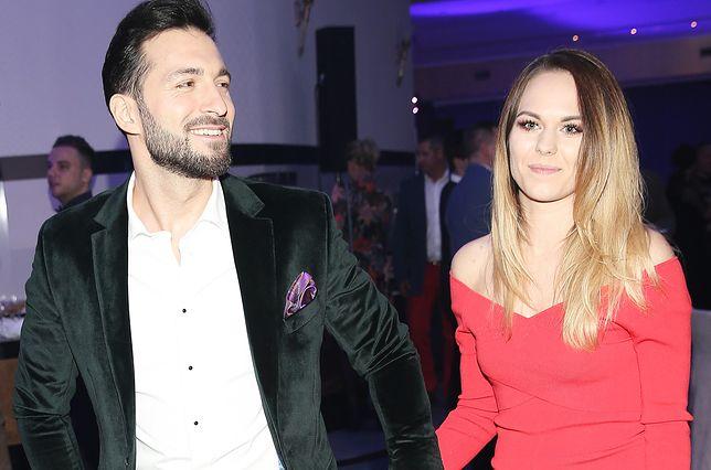 Rafał Maślak i Kamila Maślak (Nicpoń) są rodzicami