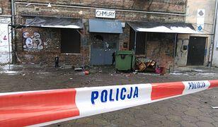 Atak na fanów Ajaxu. Zdewastowano klub na warszawskiej Pradze