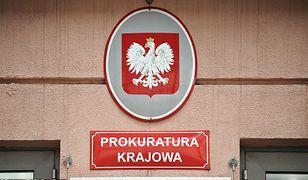Prokuratura Krajowa poinformowała o zarzutach