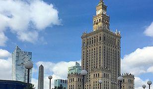 Pałac Kultury i Nauki w Warszawie