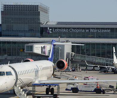 Zaginął kot na lotnisko Chopina