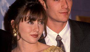 Shannen Doherty i Luke Perry przyjaźnili się przez 30 lat