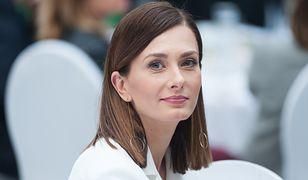 Anita Sokołowska, tu w lepszych warunkach