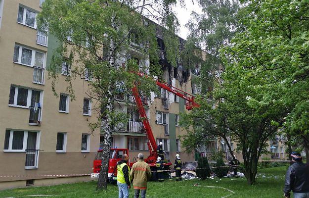 Wybuch gazu w kamienicy w Nowym Targu. Kilkunastu rannych