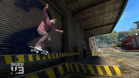Galeria Skate 3 nie zaskakuje