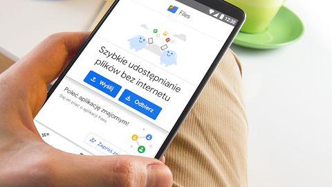 Nearby Sharing to odpowiedź Google'a na AirDrop. Premiera zbliża się wielkimi krokami