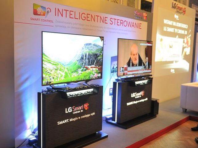 LG Smart TV 2013: nowa generacja telewizorów