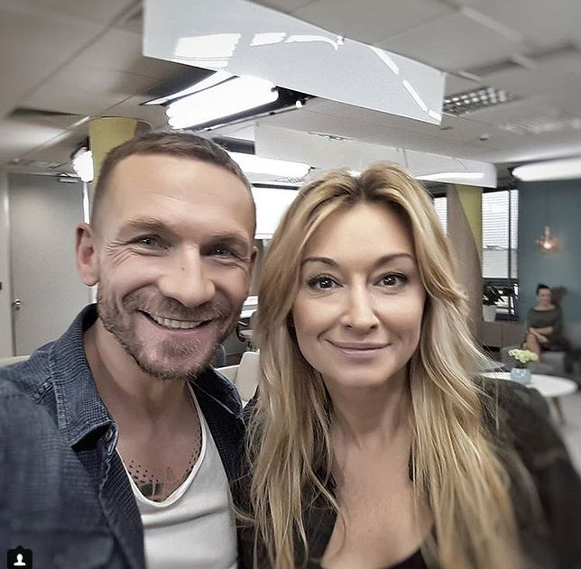 Miłość kwitnie. Martyna Wojciechowska i Przemysław Kossakowski planują wspólną podróż