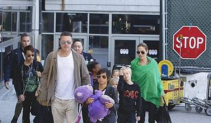 Jolie i Pitt chcą mieszkać blisko siebie, więc Angelina kupuje nowy dom. Wyda na niego 25 milionów dolarów!