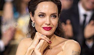 """Angelina Jolie już niedługo powie """"tak"""" po raz czwarty? Tak przynajmniej twierdzi amerykański tabloid"""