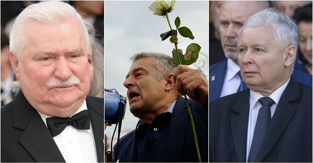 Wałęsa, Kaczyński, Frasyniuk. Czy dogadają się jak Polak z Polakiem?