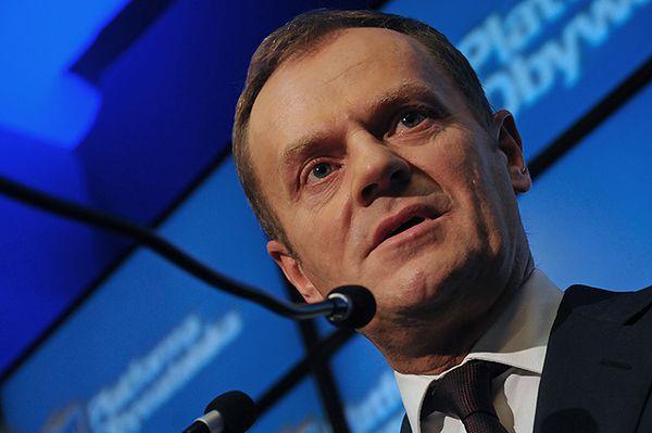Premier Donald Tusk: za te wydarzenia polityczną cenę zapłacę ja i rząd