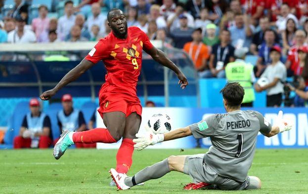 Pogrom w meczu Belgia - Panama!