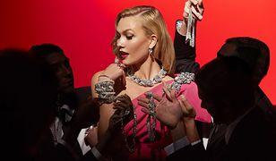 Karlie Kloss jako Marilyn Monroe i Audrey Hepburn w reklamie Swarovski