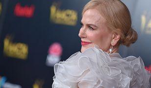 Nicole Kidman na ósmych międzynarodowych nagrodach AACTA  w Los Angeles w styczniu 2019 r.
