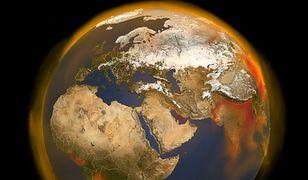 NASA w walce z globalnym ociepleniem. Ta mapa 3D pokazuje ruch metanu na świecie
