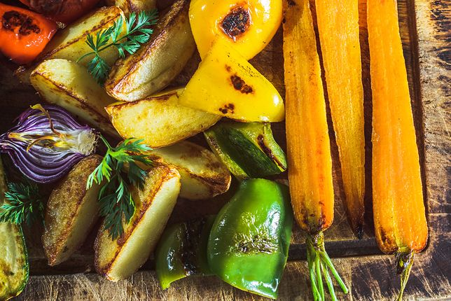Sezonowe warzywa i owoce w marcu
