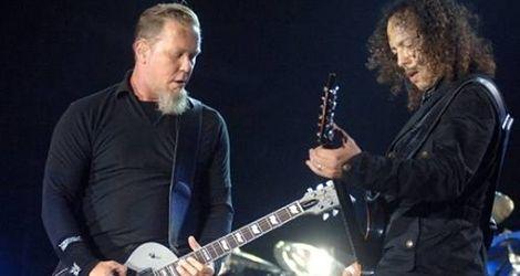 Metallica przez internet