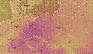 W piątek będzie ciepło, zwłaszcza na zachodzie kraju