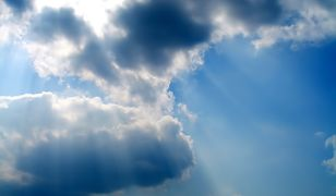Sobota będzie słoneczna i pogodna, jednak niewykluczone są lokalne opady deszczu