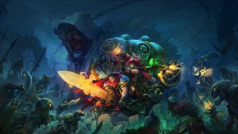 Battle Chasers: Nightwar - recenzja. Łotrzyku, załóż ochraniacze, bo będzie grind
