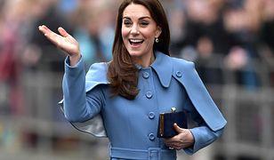"""Księżna Kate wspomina swoją najgorszą stylizację. """"Nie powinnam tego nosić"""""""