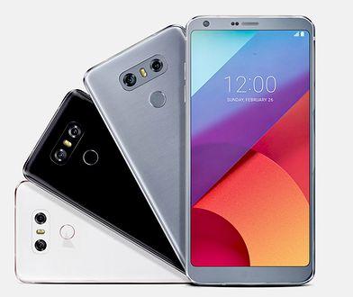 Problem dotyczył większości smartfonów LG