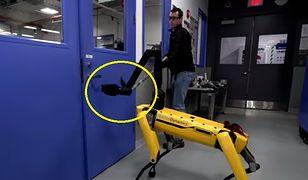 Mimo utrudnień, maszyna stara się wykonać swoje zadanie
