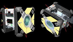 """Roboty """"Astrobees"""" będą posiadać szereg przydatnych dla astronautów udogodnień"""