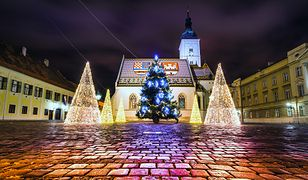 Magiczna kraina świąt. Adwentowe atrakcje w stolicy Chorwacji
