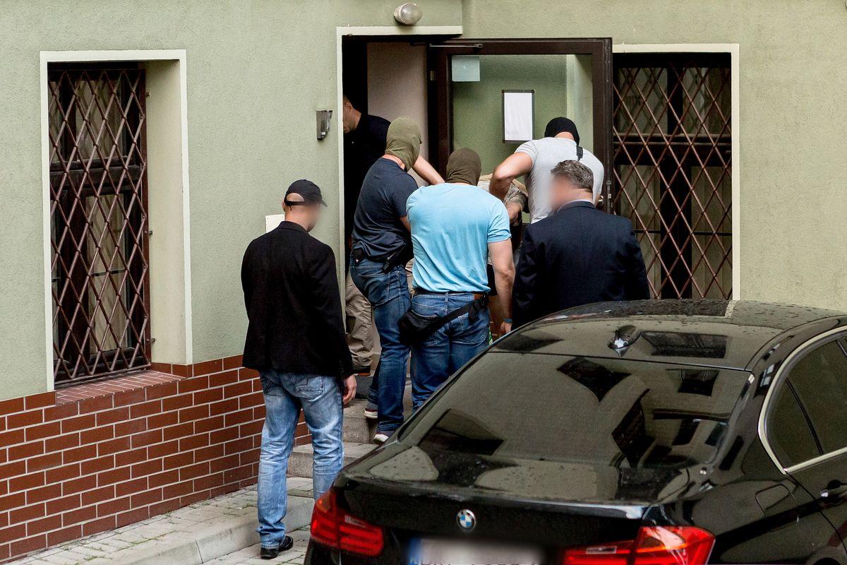 Mrowiny: zatrzymany 22-latek usłyszał zarzut zabójstwa 10-letniej Kristiny
