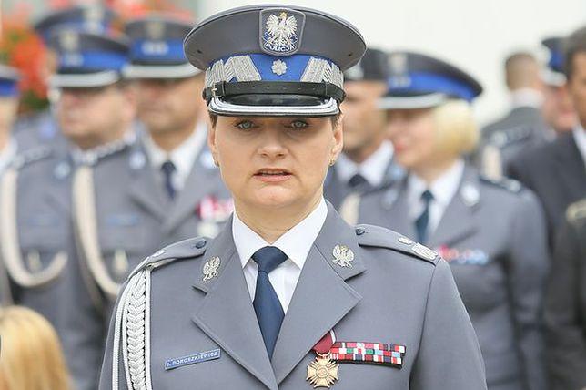 Irena Doroszkiewicz - pierwsza kobieta generał w polskiej policji