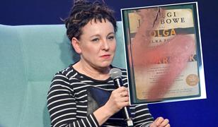Olga Tokarczuk nie została zasypana książkami oburzonych czytelników